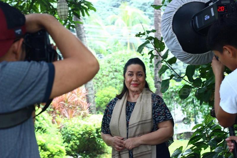 Behind-The-Scenes: Pasilip sa naganap na promo shoot at pictorial ng Nang Ngumiti Ang Langit