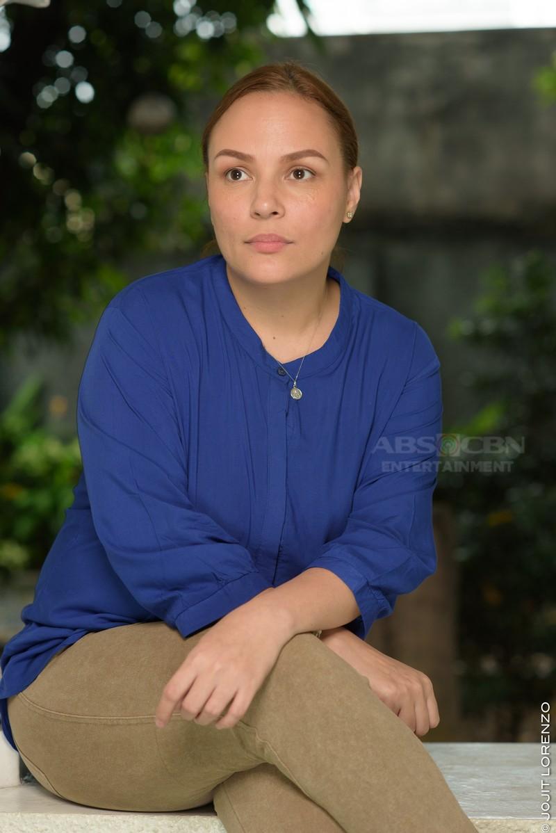 Pictorial Photos: Matet De Leon bilang si 'Ruth' sa Nang Ngumiti Ang Langit