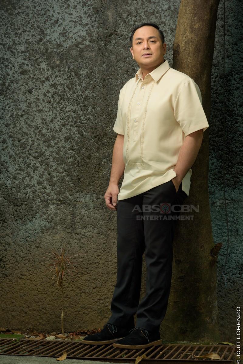 Pictorial Photos: Keempee De Leon bilang si Benjie sa Nang Ngumiti Ang Langit