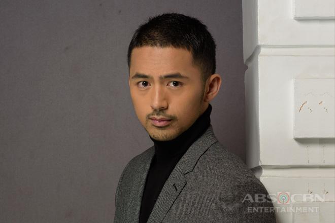 """Pictorial Photos: Enzo Pineda bilang si """"James"""" sa Nang Ngumiti Ang Langit"""