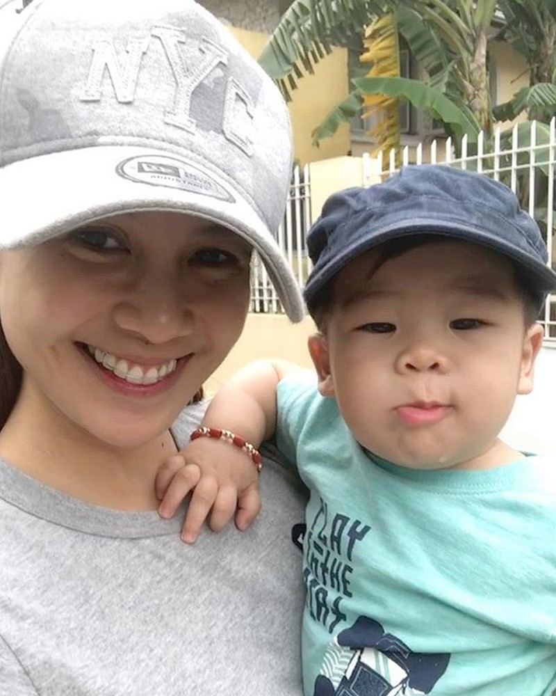 Meet the cute baby boy of Kaye Abad and Paul Jake in these 20 photos