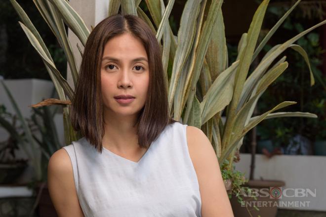 Pictorial Photos: Kaye Abad bilang si 'Ella' sa Nang Ngumiti Ang Langit