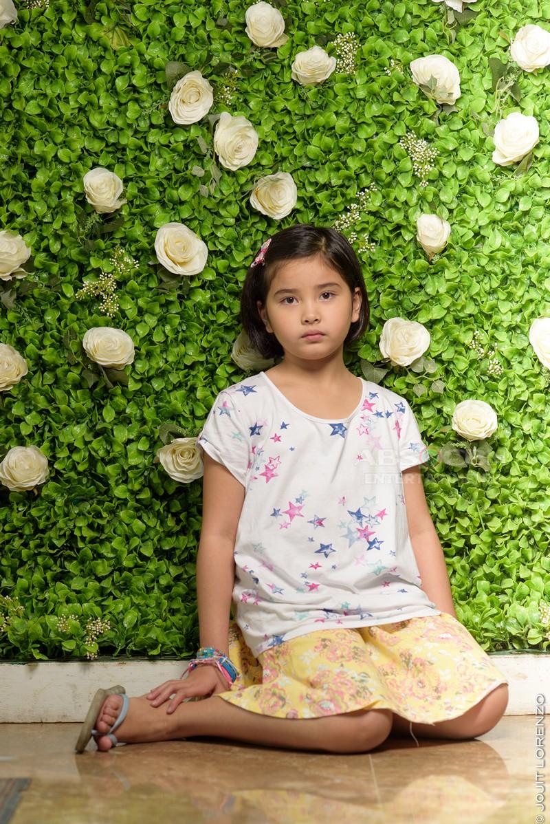 Pictorial Photos: Sophia Reola bilang si 'Mikmik' sa Nang Ngumiti Ang Langit