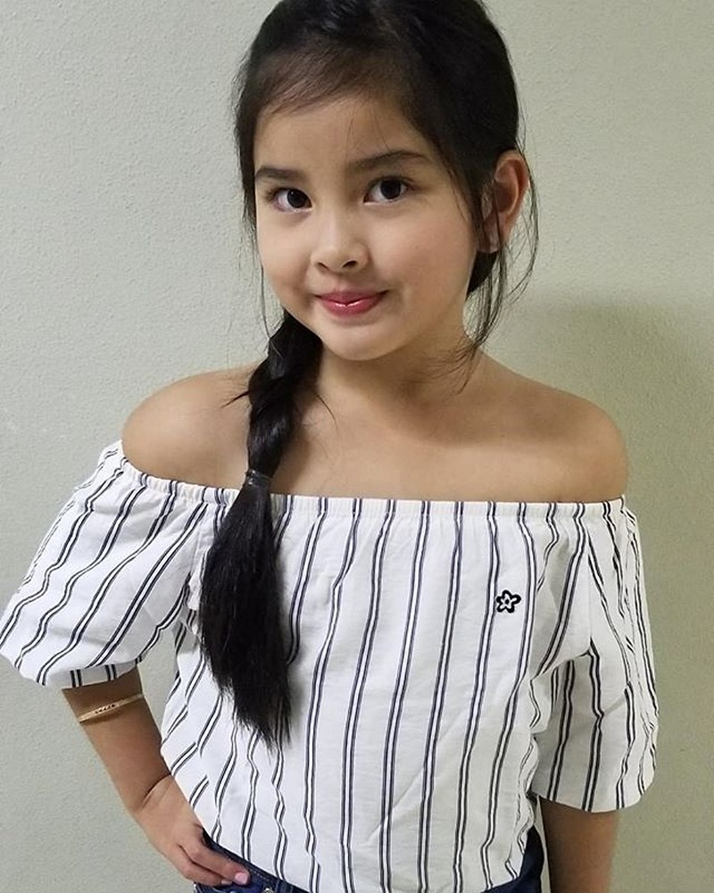 Know more about Sophia Reola aka 'Mikmik' in these cute 27 instagram photos