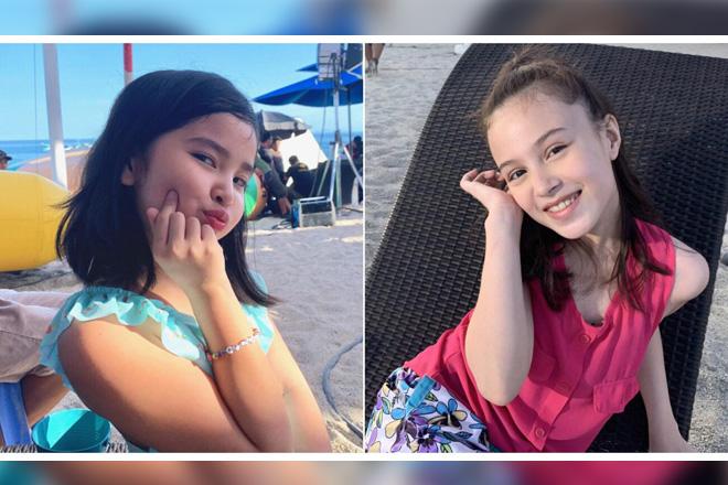 """IN PHOTOS: Ilan sa mga Nang Ngumiti Ang Langit stars, ginawa ang """"Dalagang Pilipina"""" challenge"""