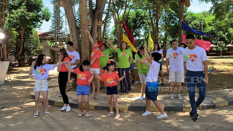 BEHIND-THE-SCENES: Summer Is Love SID Shoot with the cast of Nang Ngumiti Ang Langit