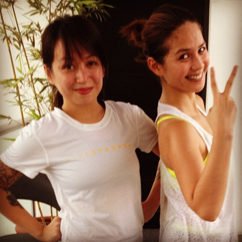 LOOK: 37 photos of Kaye Abad with her equally gorgeous sister