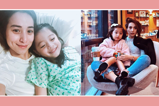 IN PHOTOS: Pasilip sa buhay ni Cristine Reyes off-cam kasama ang kanyang Unica Hija