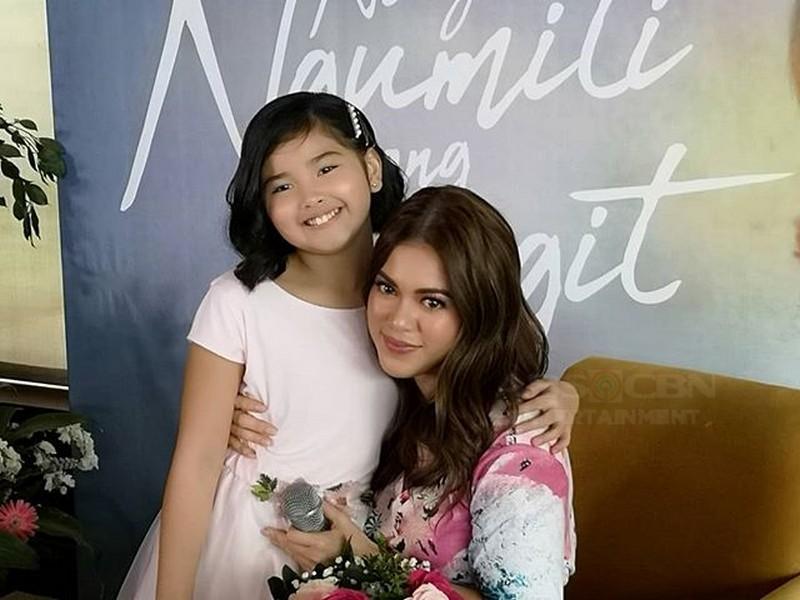 IN PHOTOS: Shaina Magdayao joins the cast of Nang Ngumiti Ang Langit
