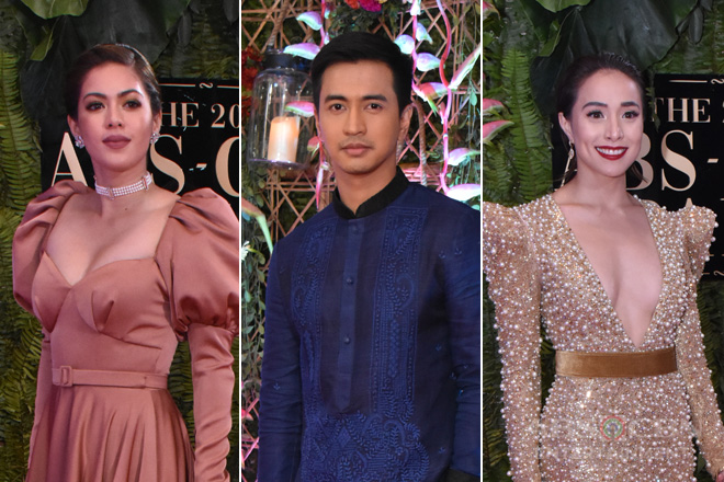 ABS-CBN Ball 2019: Nang Ngumiti Ang Langit cast brighten up Red Carpet