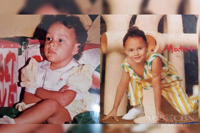 The CUTEST throwback photos of Matet De Leon in 12 photos