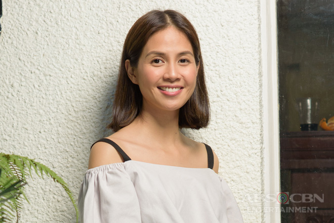 EXCLUSIVE: Kaye Abad admits fears in taking on comeback role in Nang Ngumiti Ang Langit