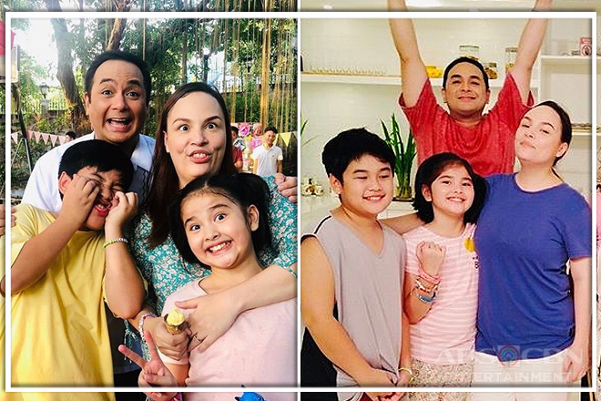 How Ruth and Benjie stood as loving second parents to Mikmik in Nang Ngumiti ang Langit